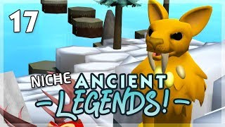 Thawing of a Saber-Toothed Sunflower! | Niche Let's Play • Ancient Legends - Episode 17