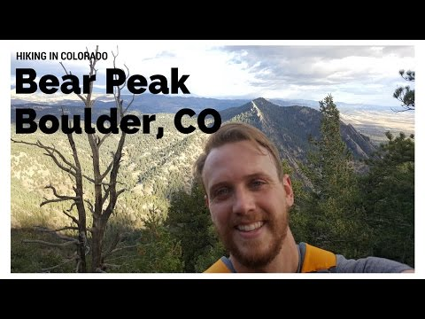 Bear Peak - Boulder, Colorado (1080p HD)