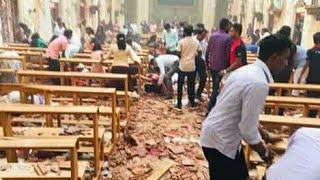 Sri Lanka: Explosion de 3 hôtels et 3 églises ce Dimanche, plus de 130 morts....