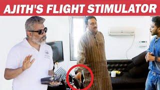எனக்கும் அஜித்துக்கும் ஒரே மாஸ்டர்தான் – Actor Ravikanth