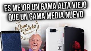 NO COMPRES UN CELULAR DE GAMA MEDIA, MEJOR COMPRA ESTOS GAMA ALTA NO TAN VIEJOS