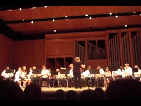 Overture to The Marriage of Figaro (FSU SHBC Clarinet Choir)