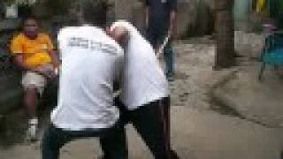 Heyrosa De Cuerdas Eskrima - Empty Hand and Knife Fighting