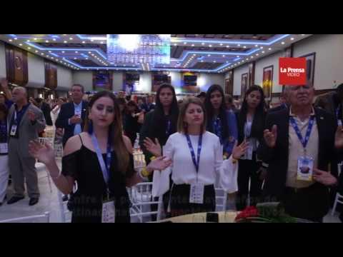 Convención mundial de hombres de negocios en San Pedro Sula reune a más de 5,000 personas de 75 país