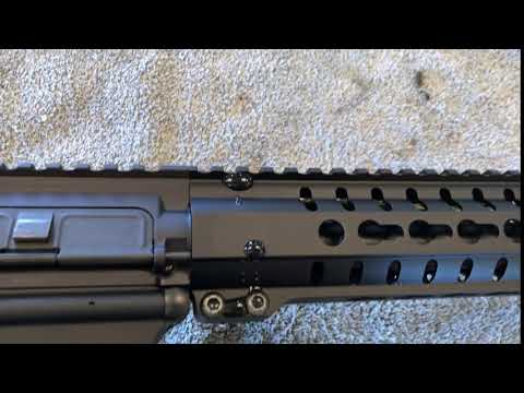 Original Gun Oil - Corrosion Resistance + Water Beading Test on AR