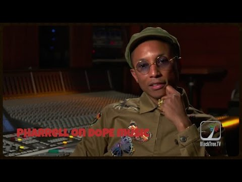 Pharrell on the music behind Dope