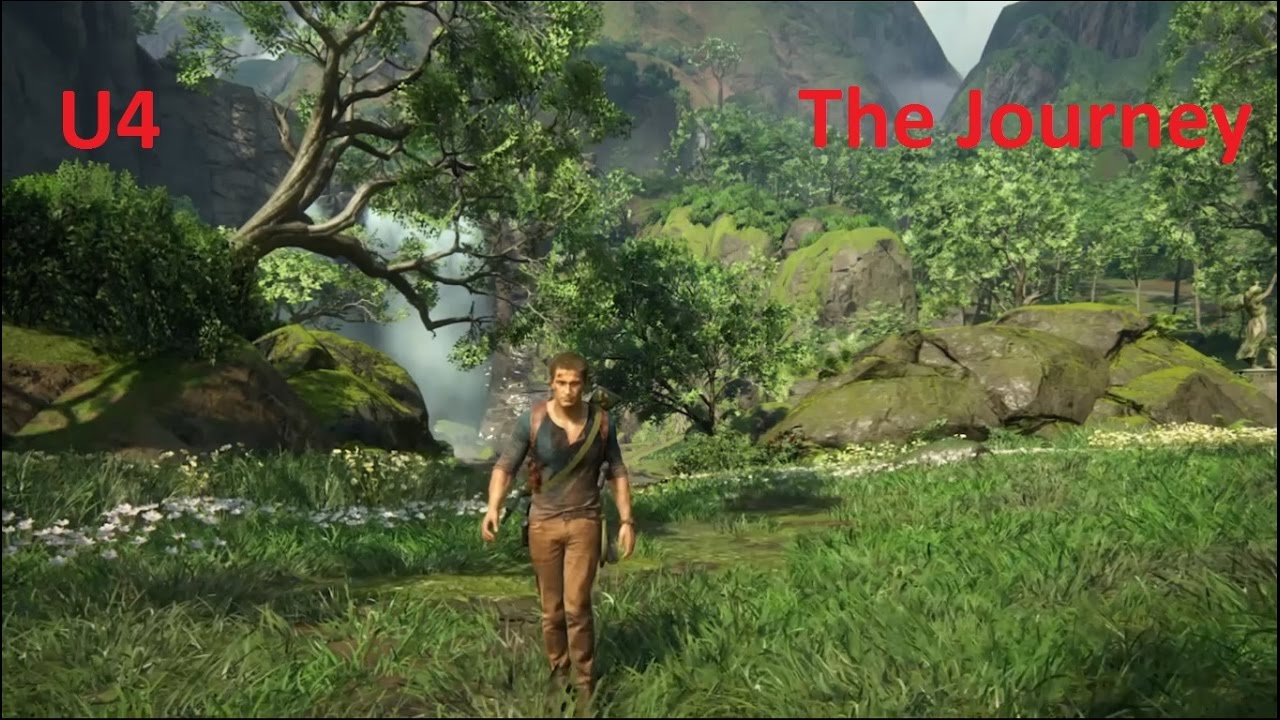 Best Graphics In Games Uncharted 4 The Journey Gmw Youtube