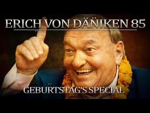 Erich von Däniken 85. Geburtstag's Special - Persönliche Einblicke in Erich's Leben und Schaffen