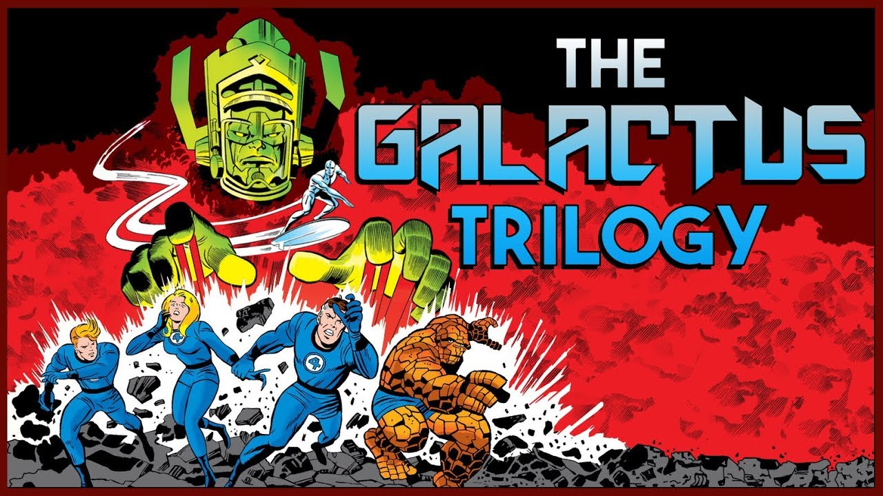 Image result for The galactus trilogy