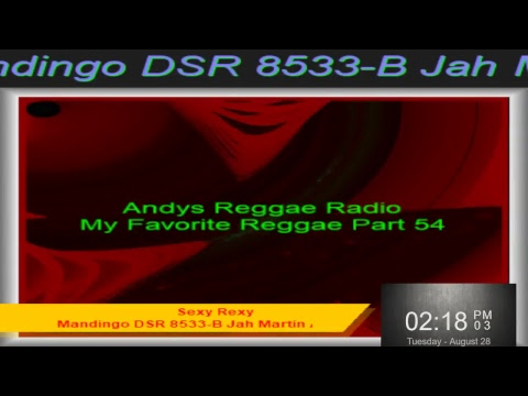 Andys Reggae Radio-My Favorite Reggae Part 54