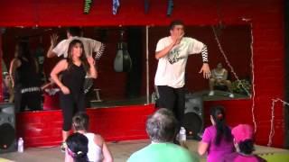 Hermosa Experiencia - Banda MS, Kartel del Mambo - Fitness w/ Crazy Sock TV