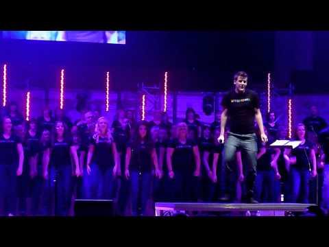 Musichoir Glasgow City Halls 5 Dec 2011 - MashUp