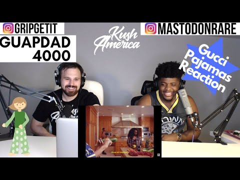 """[KUSH REACTS] Guapdad 4000 - """"Gucci Pajamas"""" Feat. Chance The Rapper & Charlie Wilson (REACTION)"""