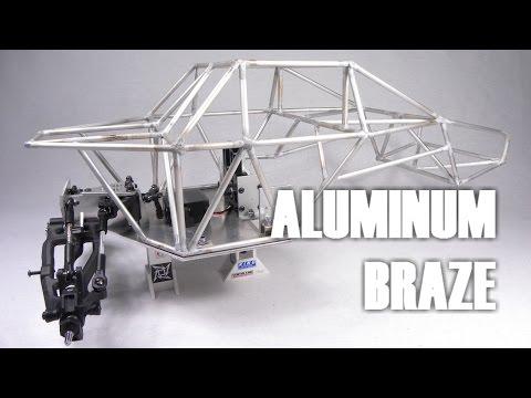 How To: Braze Aluminum Roll Cage (EN)