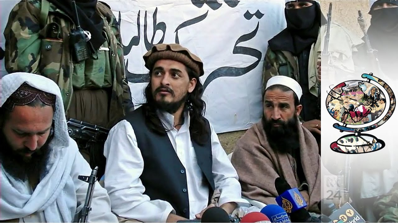 The Enemy Within: The Pakistani Taliban