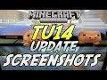 Minecraft (PS4/PS3/Xbox) - TU14 UPDATE! - NEW Screenshots! - ENDER CHEST, CARPET & MORE!