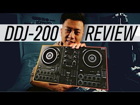 DDJ-200 Review - Pioneer DJ's Cheapest DJ Controller (Wireless too!)