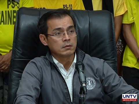 Malate Police Station Commander Relieved From Post After Mayor Moreno's Recommendation