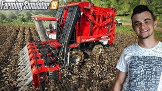 🚜 Farming Simulator 19 - Bawełna jako nowość w grze ! ✔ MafiaSolecTeam