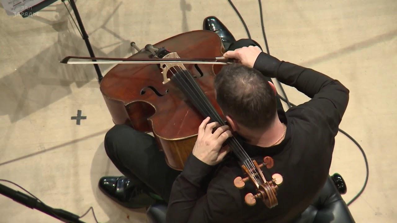 "Samuel Strouk ""Le reve de Maya"". Boris Andrianov cello, Nikolay Sivchuk bayan."