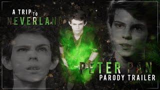 ● Peter Pan — A trip to Neverland (Пародия на трейлер Питер Пэн: путешествие в Нетландию)