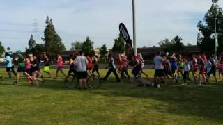 The Hope Run 2016 - 10K Race Start (Kiwanis Park, Tempe, Arizona)