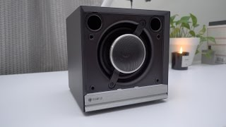 Hands-on: Raumfeld Stereo Cubes wireless speakers