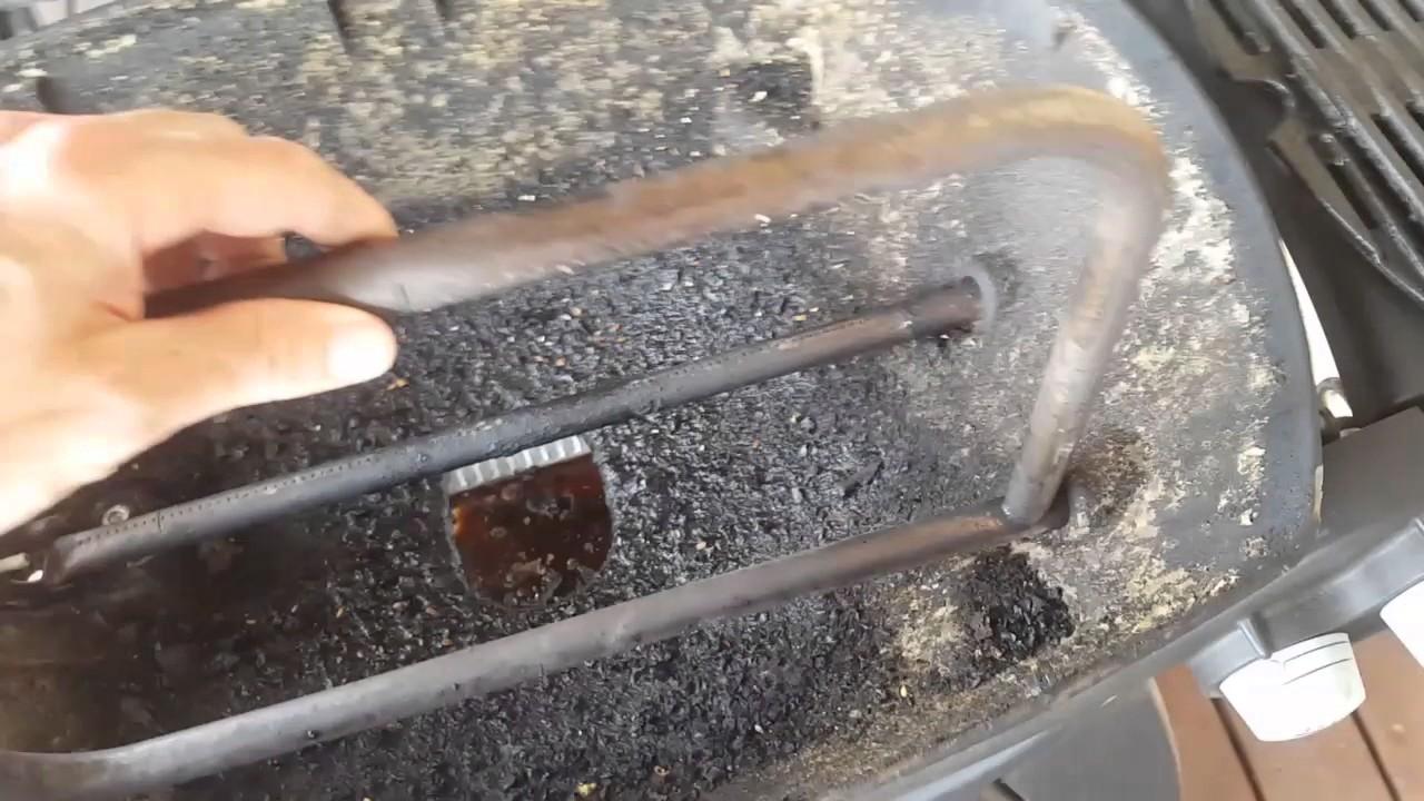 Pulled Pork På Gasgrill Q300 : Weber grill udskiftning af brænderrør q300 3000 burner