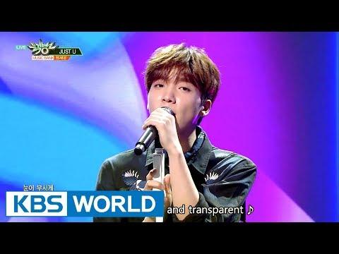Jeong SeWoon - JUST U