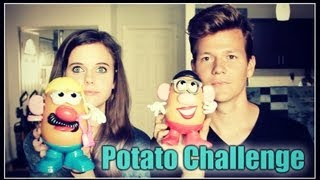 THE 60 SECOND MR. POTATO CHALLENGE! - WITH TYLER WARD