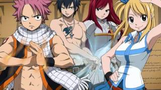 Repeat youtube video Nightcore Fairy Tail opening 3