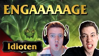 ENGAGEEE! | Idioten zocken LoL #004