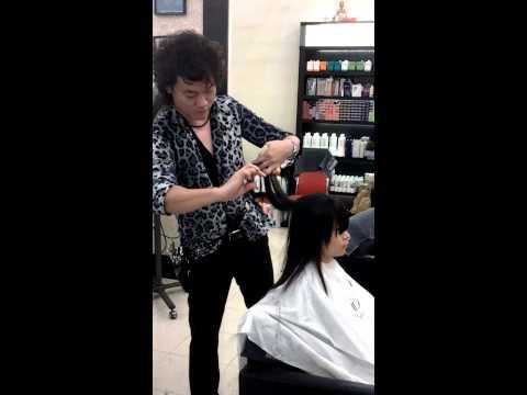 James Poh Hair Saloon  Johor Malaysia