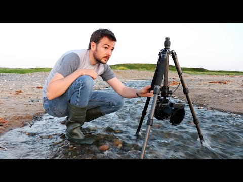 Inverted Tripod Low Angle Shooting | Landscape Photography