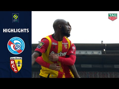 Strasbourg Lens Goals And Highlights