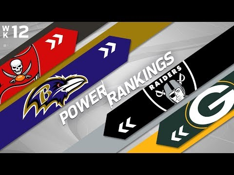 Week 12 Power Rankings | NFL