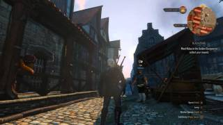 The Witcher 3 PC 30 FPS vs 60 FPS