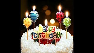 Happy birthday Mann