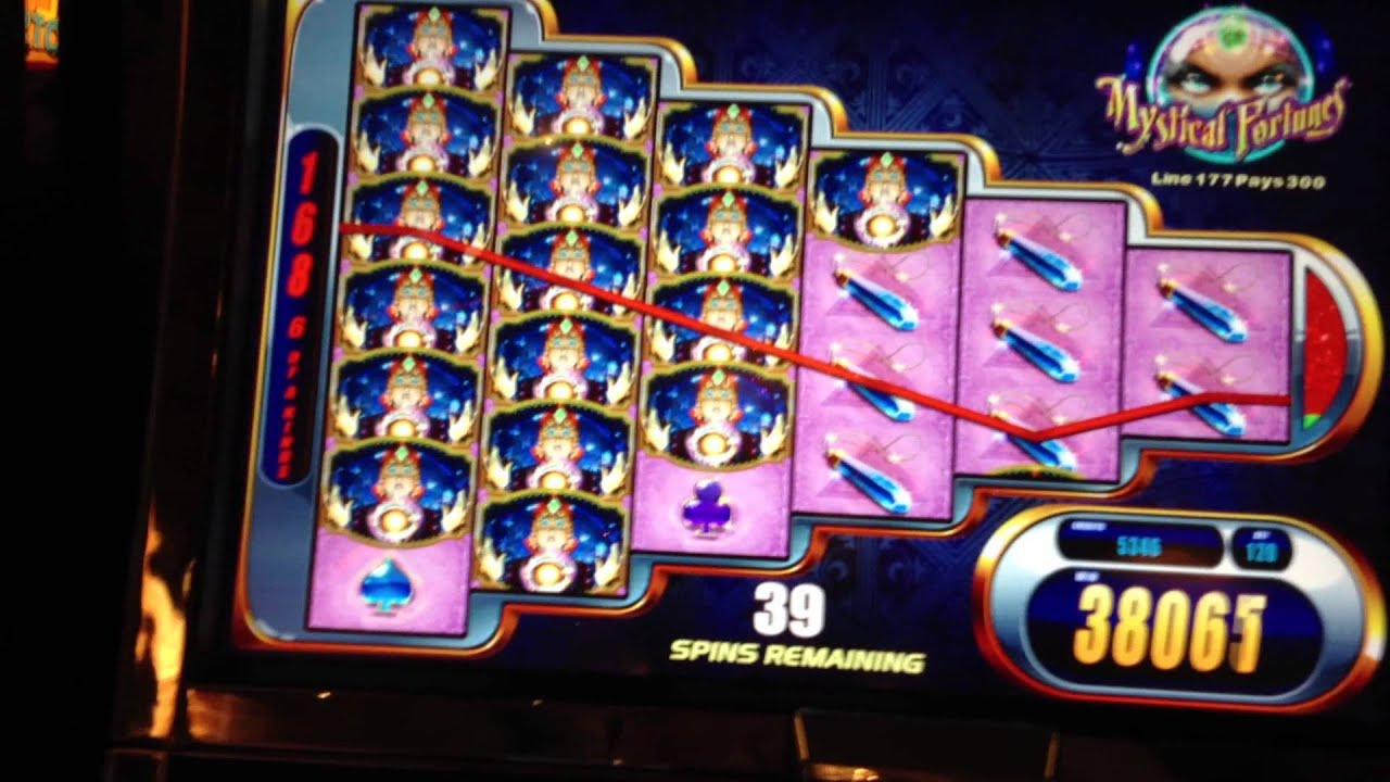 Mystical Fortunes Slot Machine