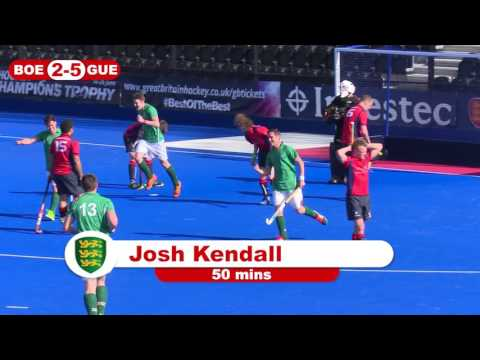 2015/16 Men's Trophy: Final - Blackheath and OEs v Guernsey Highlights