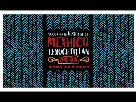 Voces de la historia de Mexhico Tenochtitlan. 700/500. Capítulo 23