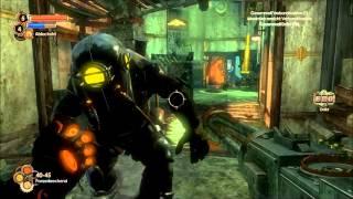 Bioshock 2- Big Sister vs. Big Daddy