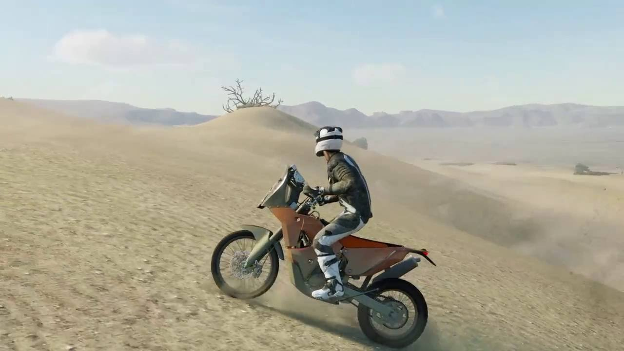 the crew ps4 ktm 450sxf rally dakar youtube. Black Bedroom Furniture Sets. Home Design Ideas