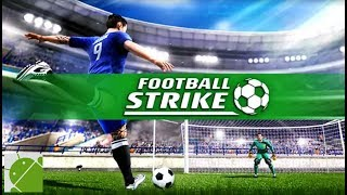 Football Strike Multiplayer Soccer (by Miniclip) - Android Gameplay HD screenshot 1