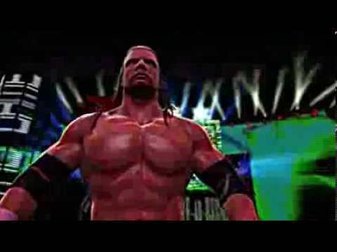 """Triple H Makes His Entrance In WWE 13 Official) """"The Game"""""""
