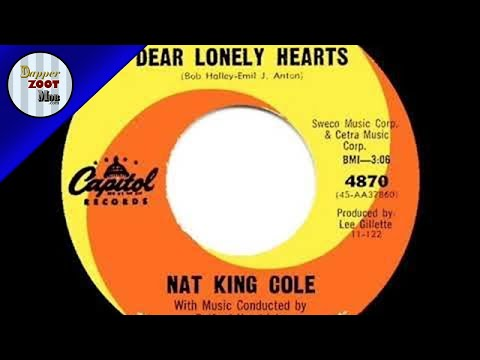1962 HITS ARCHIVE  Dear Lonely Hearts   Nat King Cole