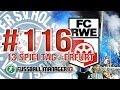 Fussball Manager 13 #116 [Deutsch] - 13. Spieltag - Rot Weiss Erfurt - FM Lets Play