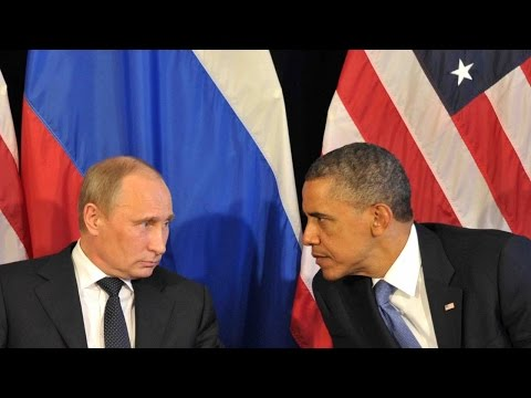 Obama Lays The Hammer Down On Russia