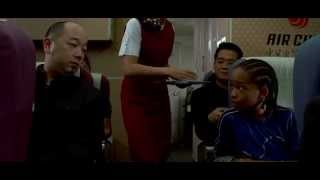 Say What You Need To Say - The Karate Kid (2010) Scene