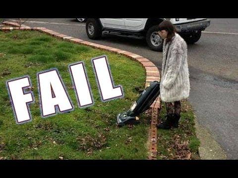 Vacuum Cleaner Fail Compilation